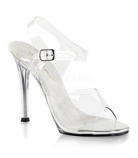 Sandalette GALA-08 - Klar/Klar