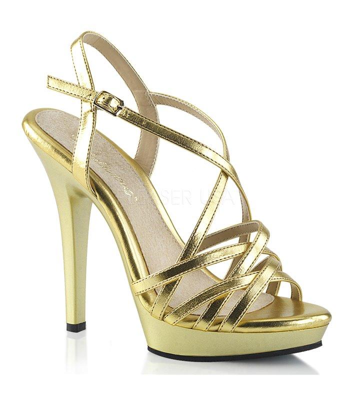 buy online d310a efd43 Sandalette LIP-113 - Gold