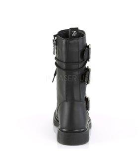 Stiefeletten BOLT-265 - Schwarz
