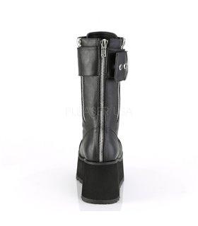 Plateau Stiefel PETROL-150 - Schwarz
