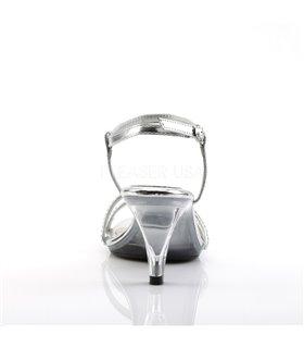 Sandalette BELLE-316 - Silber