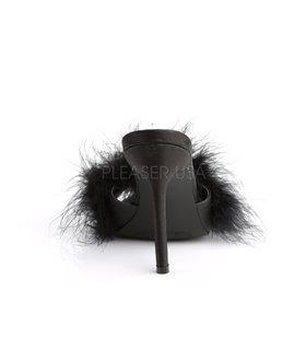 Marabu Pantolette CLASSIQUE-01F - Schwarz
