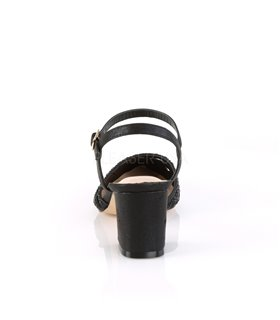 Fabulicious Sandaletten FAYE-06 schwarz