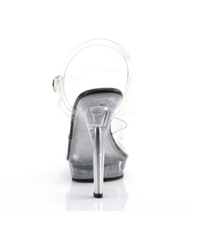 Sandalette LIP-108 - Schwarz
