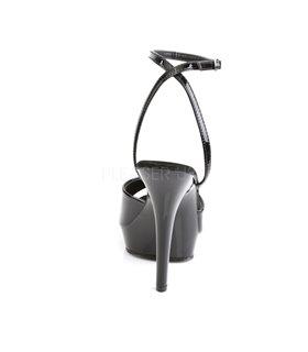 Sandalette LIP-125 - Schwarz