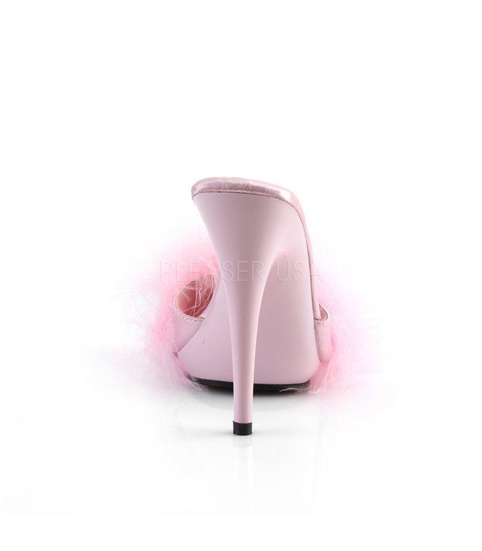 Marabu Pantolette POISE-501F - Baby Pink