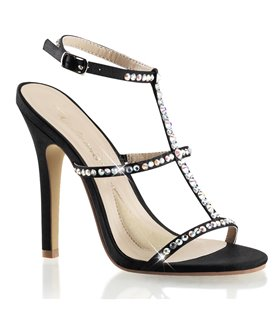 Sandalette MELODY-18 - Schwarz