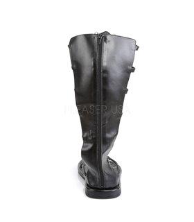 Römer-Sandale ROMAN-15 - Schwarz