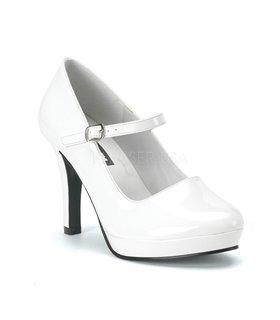 Mary Janes CONTESSA-50 - Weiß