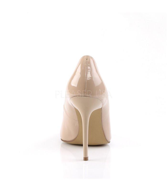 Stiletto Pumps CLASSIQUE-20 - Lack Nude