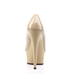 Plateau Pumps DELIGHT-685 - Creme
