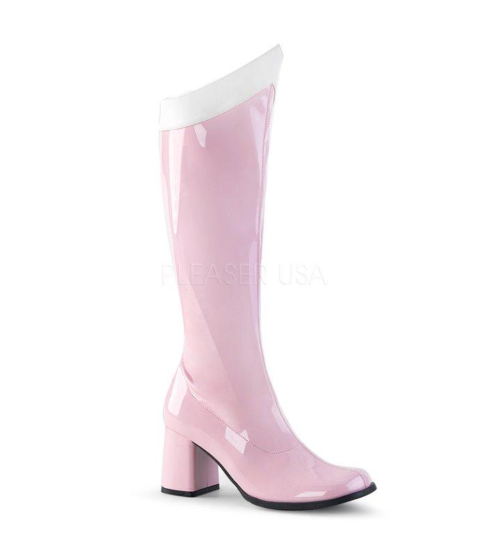 Stiefel in Rosa | Luxodo