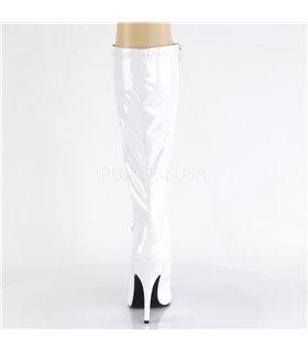 Stiefel SEDUCE-2000 - Lack Weiß