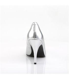 Pumps VANITY-420 : PU Silber