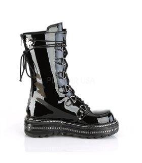 Schuhe LILITH-270 - Schwarz Lack