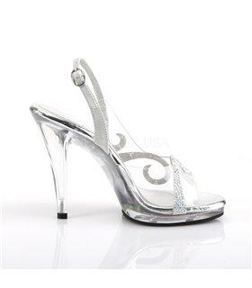 Sandalette FLAIR-457 - Klar
