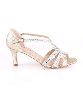 Sandalette MISSY-03 - Champagner