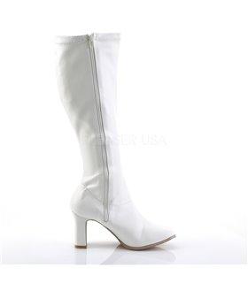 Gogo Stiefel KIKI-350 - PU Weiß