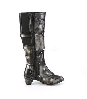Funtasma Stiefel MAIDEN-8820 schwarz