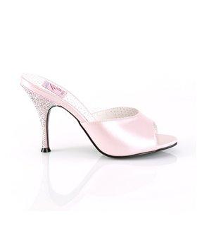 Pantolette MONROE-05 - Baby Pink