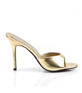 Pantolette CLASSIQUE-01 - Gold Metallic