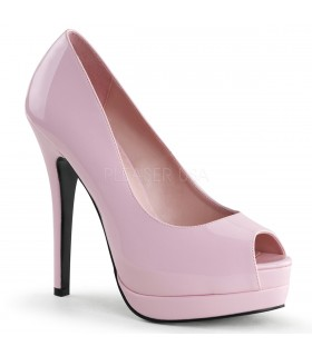 Plateau Pumps BELLA-12 - Baby Pink