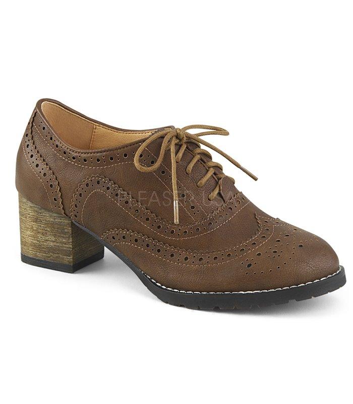 promo code 677a8 97194 Pin Up Couture Herren Schuhe RUSSELL-34 braun online günstig kaufen