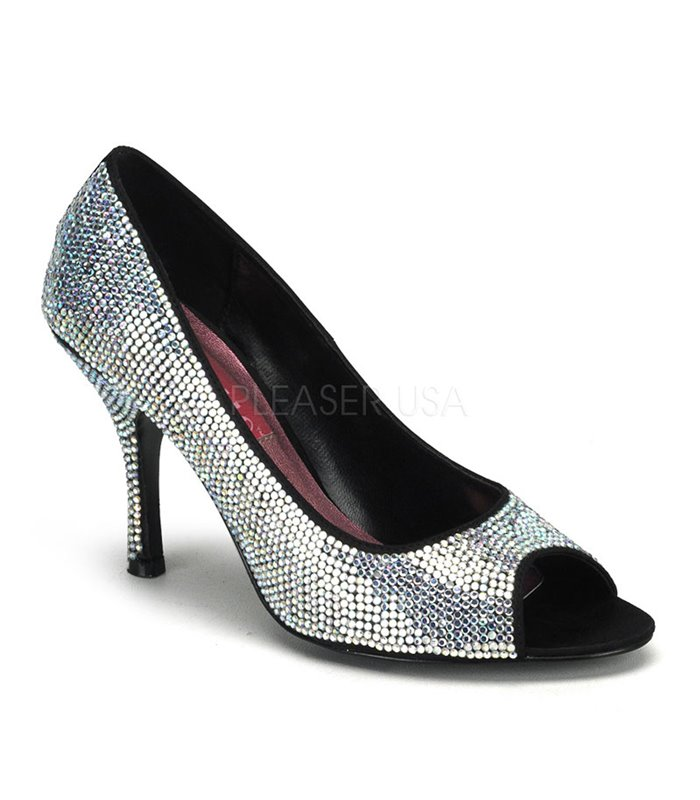 Strass Opentoes VIOLETTE-03R
