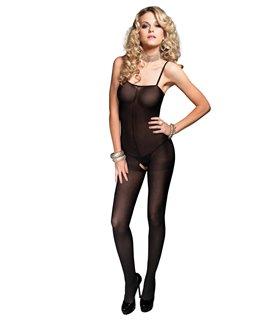 Leg Avenue Opaque Body Stocking Sexy Unterwäsche