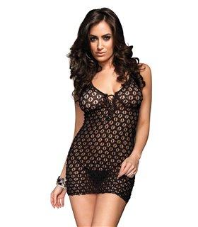 Leg Avenue Mini Dress With G-String Sexy Unterwäsche