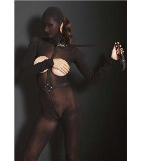 Leg Avenue Nylon bondage harness sexy Fetisch