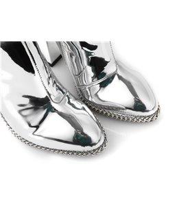 Giaro  Stiefel FREYA Silber