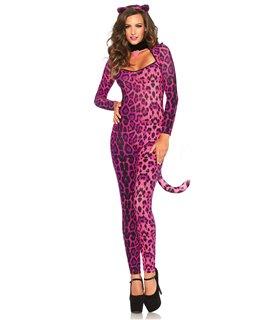 Pretty Pink Pussycat