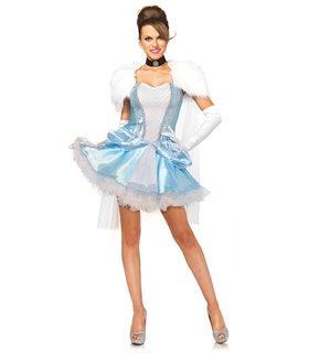 Slipper-less Cinderella