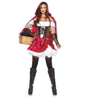 Rebel Red Riding Hood