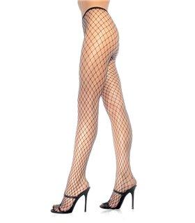 Diamond Fishnet Pantyhose