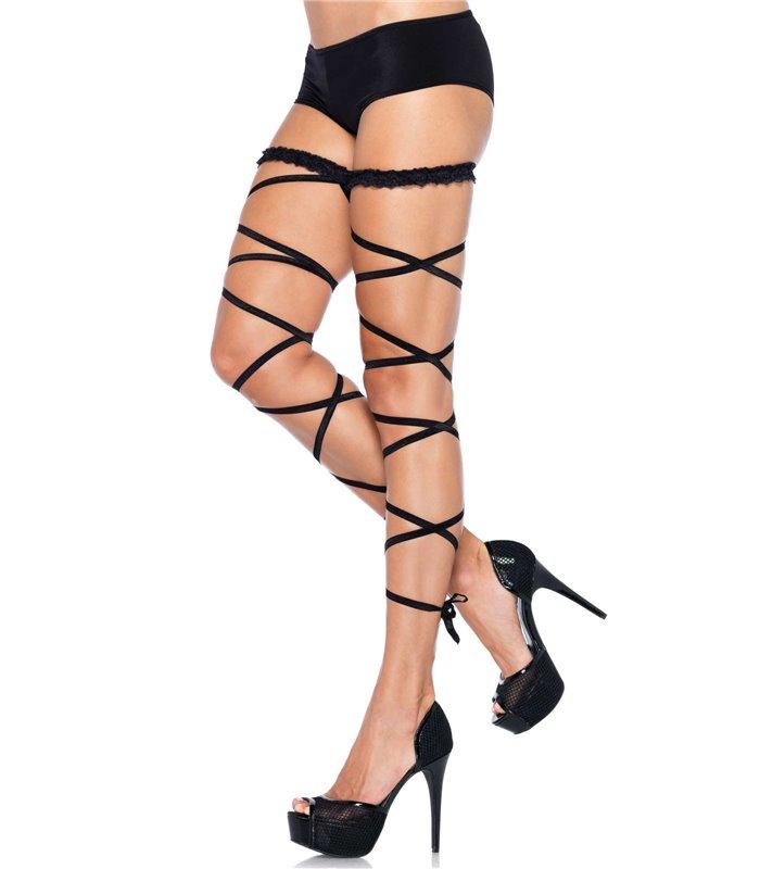 Garter Leg Wrap Set