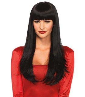 Bangin' long straight wig