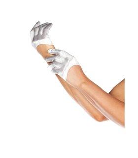 Leg Avenue Mini Cropped Satin Gloves sexy Accessories