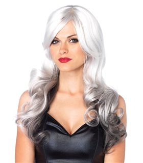 Leg Avenue Allure Multi Color Wig Perrücke