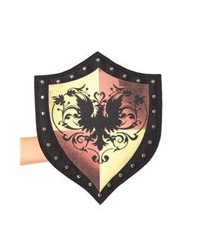 Leg Avenue Studded Shield Bag sexy Accessories
