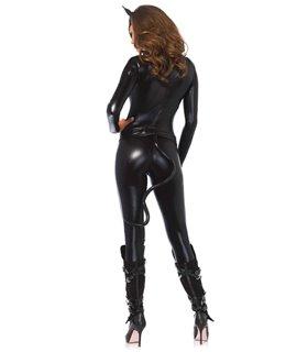 Leg Avenue Feline Femme Fatale Sexy Kostüm - Halloween und Karneval