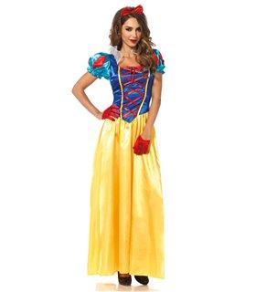 Leg Avenue Classic Snow White Sexy Kostüm - Halloween und Karneval