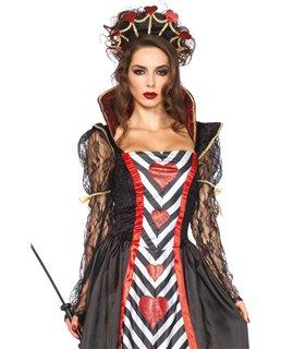 Leg Avenue Wonderland Queen Sexy Kostüm - Halloween und Karneval bestellen