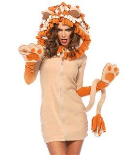 Leg Avenue Cozy Lion Sexy Kostüm - Halloween und Karneval