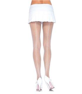 Leg Avenue Backseam Fishnet Pantyhose sexy Strümpfe original bestellen