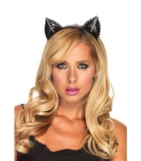 Leg Avenue Stitch Kitty Ear Headband sexy Accessories