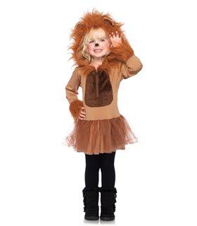 Leg Avenue Cuddly Lion Sexy Kostüm - Halloween und Karneval