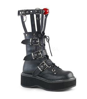 Demonia Stiefel EMILY-355 schwarz