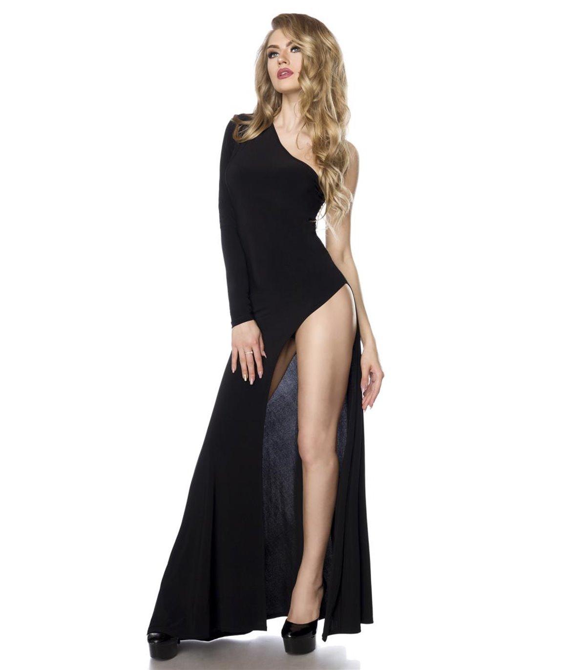 Saresia Gogo-Kleid schwarz - lange Kleider online günstig ...